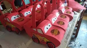 como hacer gorras de fomix del cars como hacer dulcero fomi cars diy how to make cars youtube