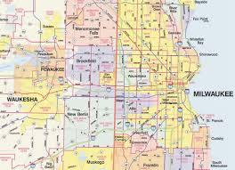 Marcus Amphitheater Map Map Milwaukee Scotland Map Gis Maps