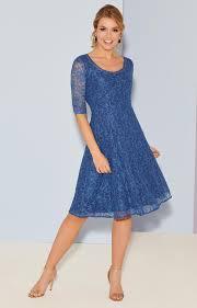 arabella dress short riviera blue evening dresses occasion wear