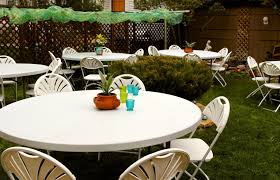 Round Table Rentals by Wyoming Tent U0026 Event Supply