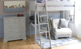 High Sleeper With Futon And Desk Boy U0027s High Sleeper Beds Room To Grow