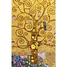 ideal decor 69 in x 45 in tree of life wall mural dm635 the tree of life wall mural dm635 the home depot