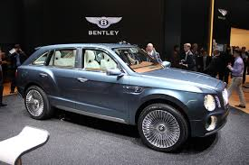 2016 bentley falcon bentley suv gets video premiere but we u0027re still in the dark