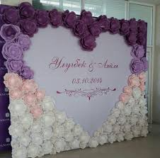 wedding backdrop ideas paper flowers wedding backdrop ideas weddinginclude wedding