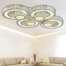 Wireless Ceiling Light Modern Crystal Ceiling Lights Luminaria For Indoor Lamp Lamparas