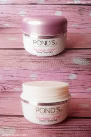 Ponds Baru review pond s flawless white dewy gel center what