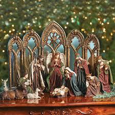 the holy family nativity set improvements catalog