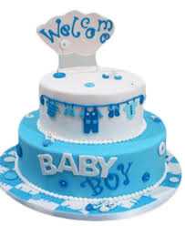 baby boy cakes welcome baby boy cake