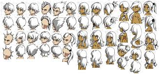 anime haircut story hairstyle designs by quirkilicious on deviantart