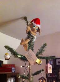 dobby the house tree topper 18 magical harry