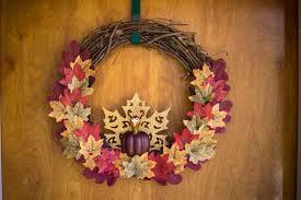 thanksgiving wreath thanksgiving wreath
