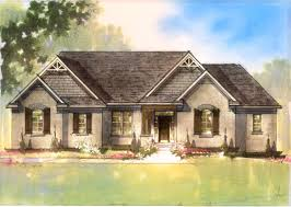 Craftsman Ranch Calliamont Somerset Series Southeast Michigan Homes