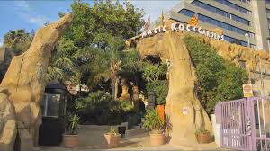 Magic Rock Gardens Hotel Benidorm Benidorm España 2013 Hotel Magic Rock Gardens