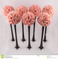 tall flower ball centerpieces stock photo image 80808569