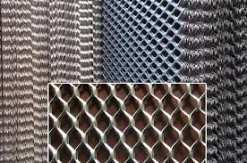 expanded metal grating sheet metal decking and flooring