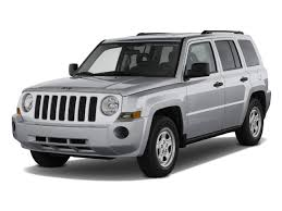 silver jeep patriot 2007 2009 jeep patriot information and photos zombiedrive