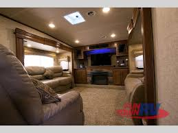 5th Wheel Living Room Up Front by New 2015 Forest River Rv Sandpiper 377flik Fifth Wheel At Fun Town