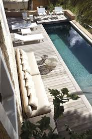 Pool Patio Furniture by Best 25 Pool Furniture Ideas On Pinterest Outdoor Pool