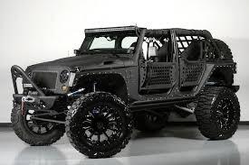 starwood motors jeep white a 109 000 custom jeep you shouldn u0027t muck with
