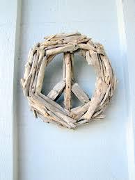 drift wood peace sign tutorial craft little miss momma