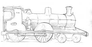 the flying duchess blog locomotive observational sketches