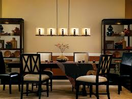 plain design linear chandelier dining room clever ideas linear