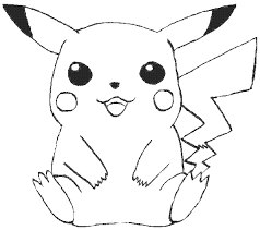 printable pokemon coloring pages pikachu 3342 pokemon coloring