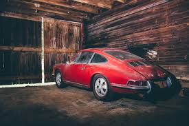 maroon porsche dusty soul 1967 porsche 911s barn find u2013 lbi limited