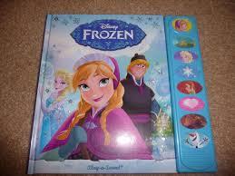 elsa u0026 anna u0027s disney frozen book