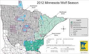 Michigan Dnr Burn Permit Map by Mpr News Primer Minnesota U0027s Wolf Hunt Minnesota Public Radio News