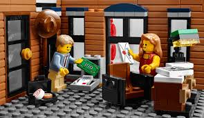 lego office the lego detective s office has a story to tell
