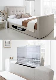 Bed Frame With Tv Built In Bed Frame With Tv Inside Best 25 Tv Beds Ideas On Pinterest