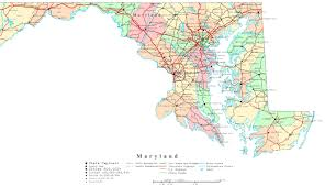 Us 50 from maryland to wv map md blu save map major rivers in the