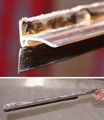 Shower Door Drip Shower Sweep With Drip Rail Swisco