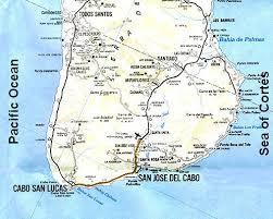 map cabo mexico cabo san lucas mexico a seaside resort in baja california