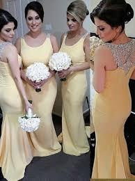 duchesse linie v ausschnitt knielang tull brautjungfernkleid mit scharpe band p656 die besten 25 gelbe ballkleider ideen auf gelbes