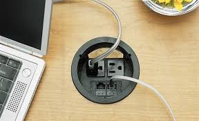Boardroom Table Power And Data Modules Charming Power Grommet For Conference Table Discount Office