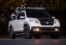 2017 honda ridgeline black edition new honda ridgeline joins truck customization game