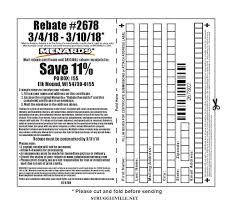 menards gift registry wedding menards 11 rebate 2678 purchases 3 4 18 3 10 18 struggleville