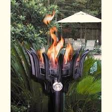 the best outdoor gas lighting options for your backyard
