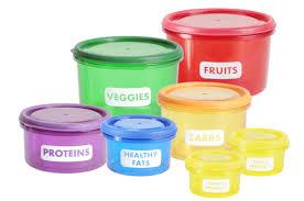 rebrilliant 7 container food storage set u0026 reviews wayfair