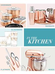Copper Decorations Home Decorating With Our Fave Design Trend Copper Mblog Macy U0027s