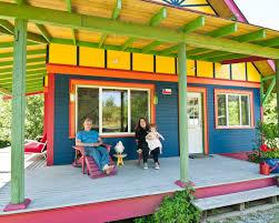 eclectic exterior paint color trends design pictures remodel