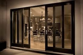 Doggy Doors For Sliding Glass Doors by Door Image Of Aluminium Patio Doors Overlooking Back Garden With