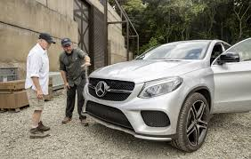 jurassic park car mercedes mercedes benz gle coupe to star in new jurassic park gtspirit