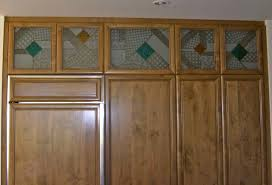recently cabinet glass cabinet specialty glass insert kitchen
