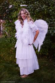 White Angel Halloween Costume Diy Halloween Costume 6 U2013 Angel Dancer