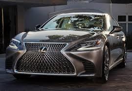 lexus luxury sedan لكزس ال اس 2018 فخامة المستقبل http wheelz me lexus ls lexus