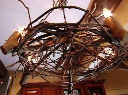 Diy Rustic Chandelier Creating A Rustic Chandelier Diy