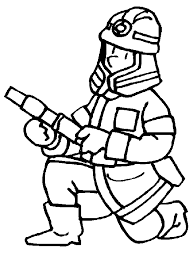 fireman coloring pages coloring pages kids